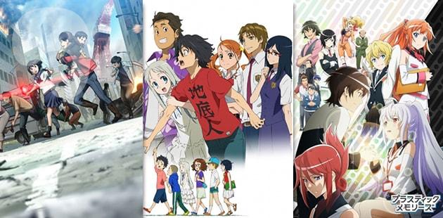 10 Rekomendasi Anime Drama Yang Mengharukan