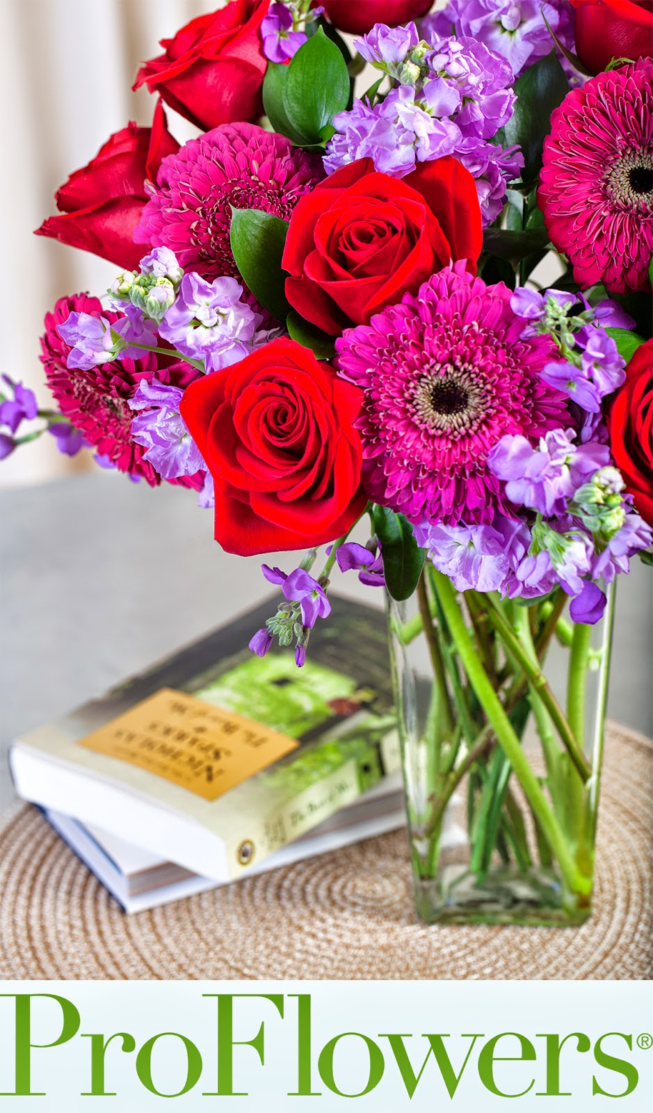 ProFlowers #TheBestOfMe Bouquet #Review #Giveaway