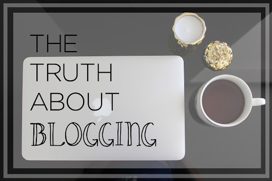 Live Laugh Love and Make Up: The Truth About Blogging