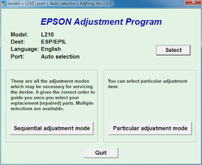 Download RESETTER EPSON L110-L210-L300-L350-L355