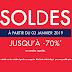 SOLDES Kiabi Maroc Du 3 Janvier Au 10 Mars 2019