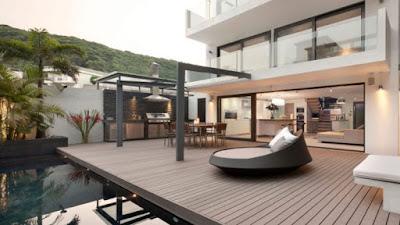 Sentuhan Gaya Kontemporer Pada Desain Interior