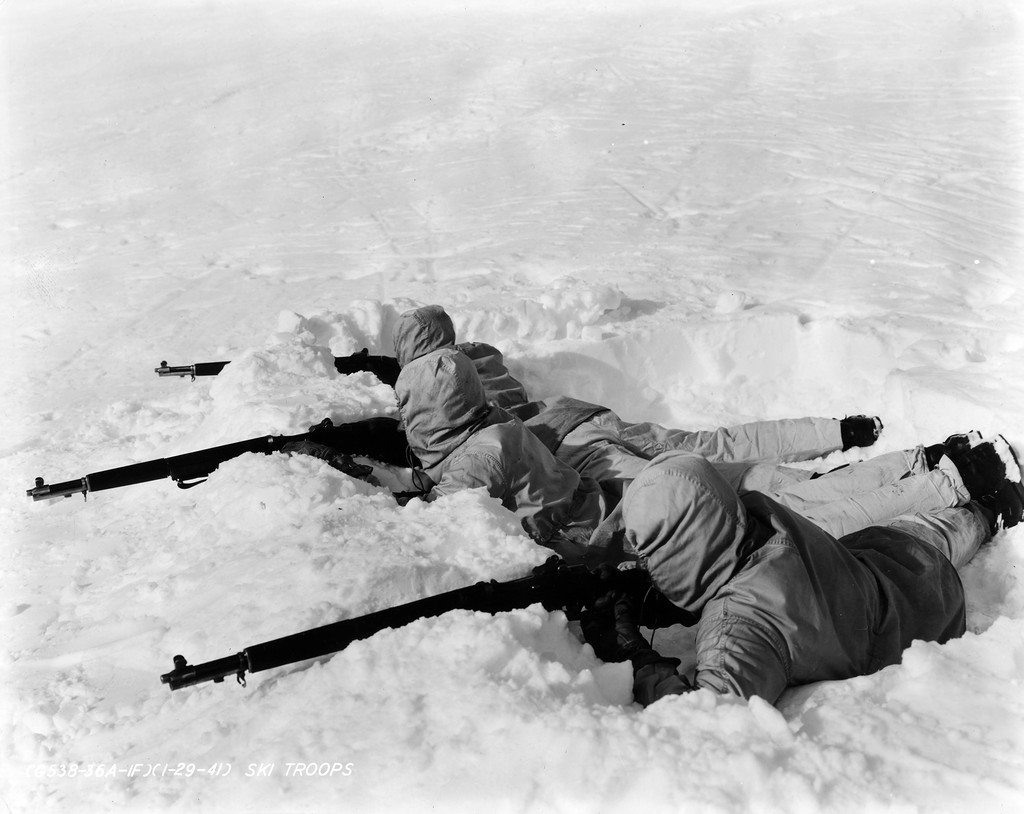World War Two Daily: January 29, 1941: US Military Parley