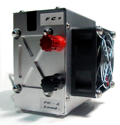 Nou disseny de la pila de combustible alimentada per nanocristalls de grafè