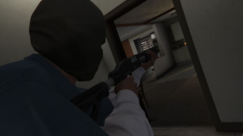 Home Invasion GTA5 - GamesMods17