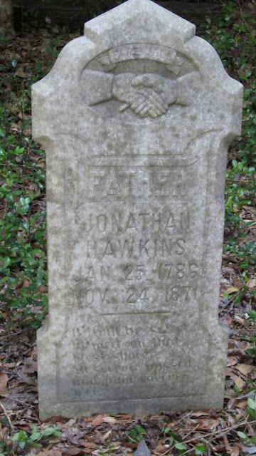 Digging In the Dirt --Part Two: Who Was Jonathan Hawkins?   --How Did I Get Here? My Amazing Genealogy Journey