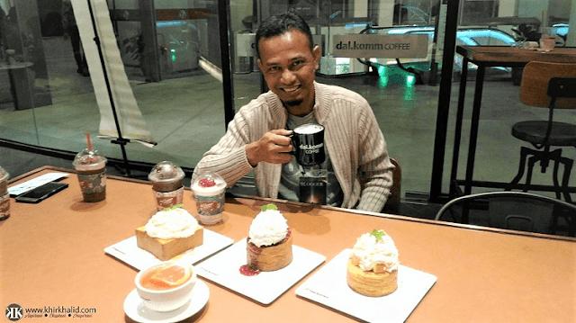 Dal Komm. Coffee, Sky Avenue, Genting Highlands,