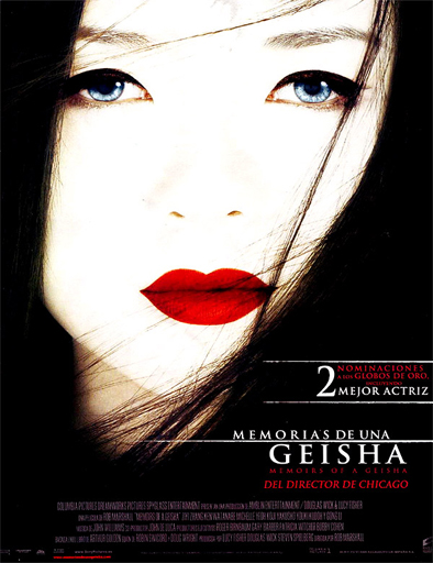 ver Memorias de una geisha (Memoirs of a Geisha) (2005) Online