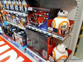 Toys R Us Hong Kong Star Wars