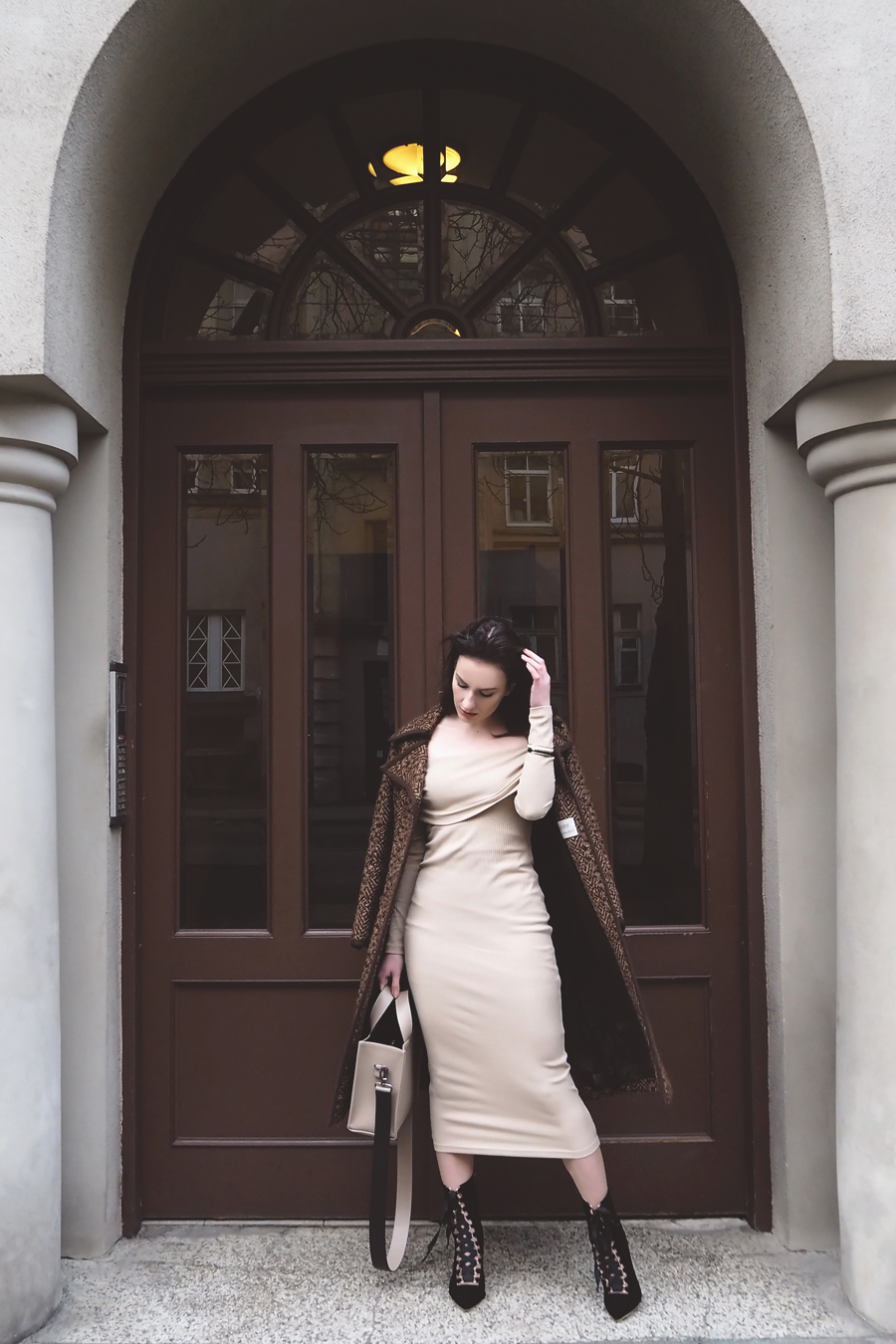 Zaful dress + Stuudio Nahk bag