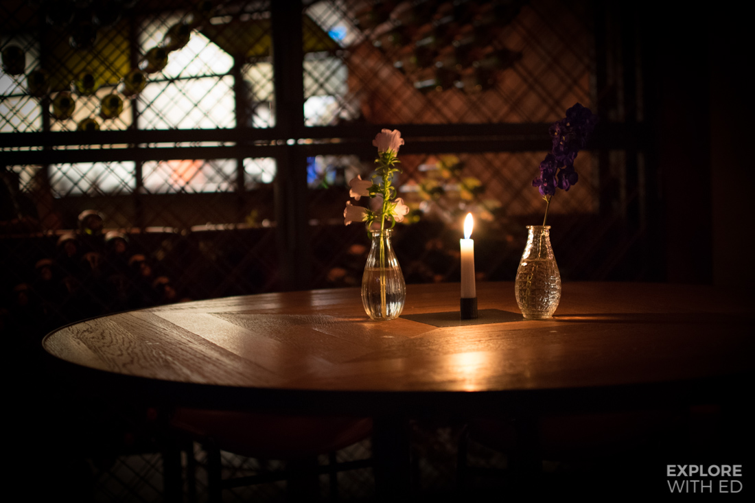 M'ADAM bar and restaurant in A'DAM Lookout