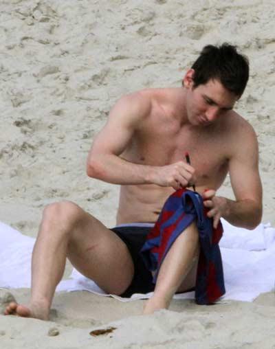 Lionel Messi Workout And Diet Secret