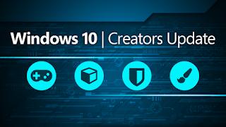 Windows 10 Pro Creators Update 15063 (X86 & X64)
