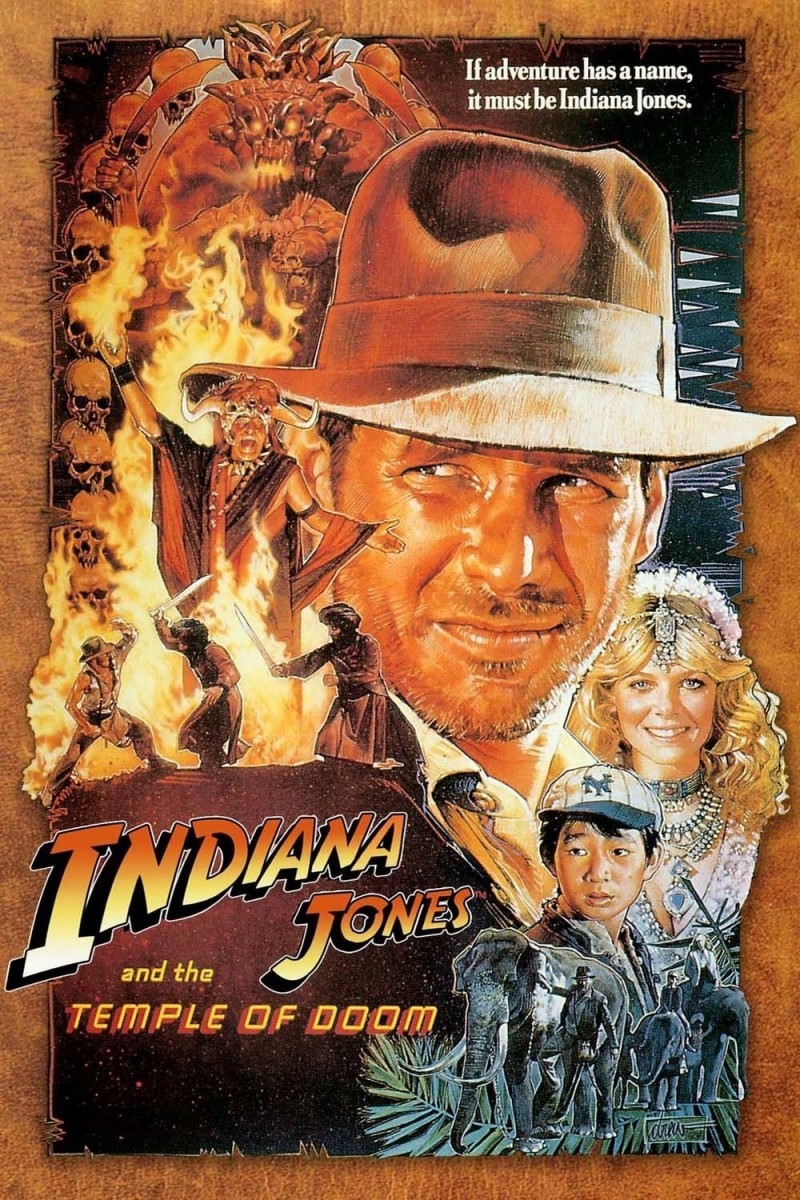 Indiana Jones and the Temple of Doom (1984) ταινιες online seires oipeirates greek subs