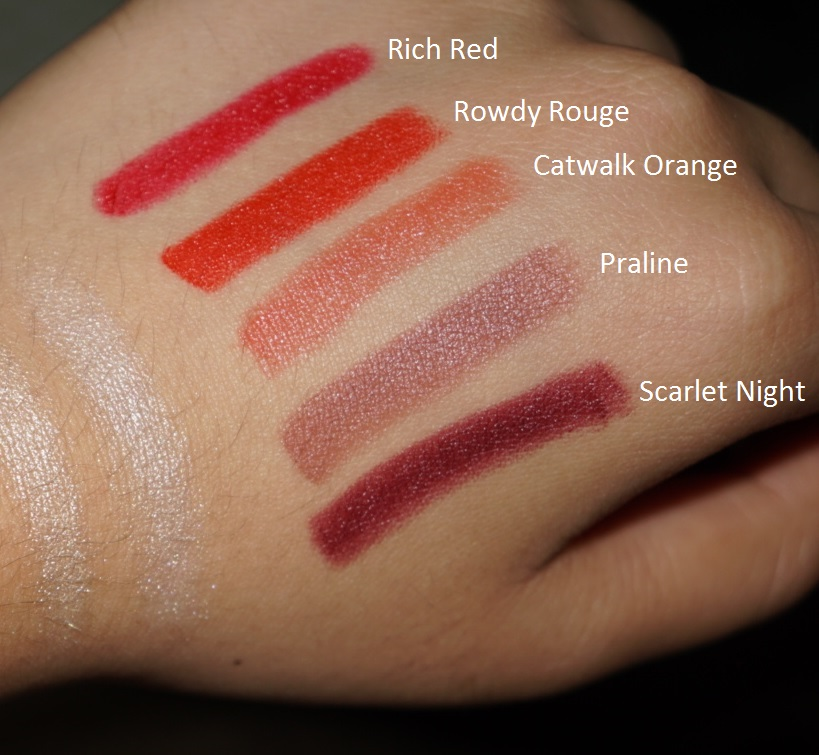 Vanity Depot: elf Matte Lip Color Review and Swatches