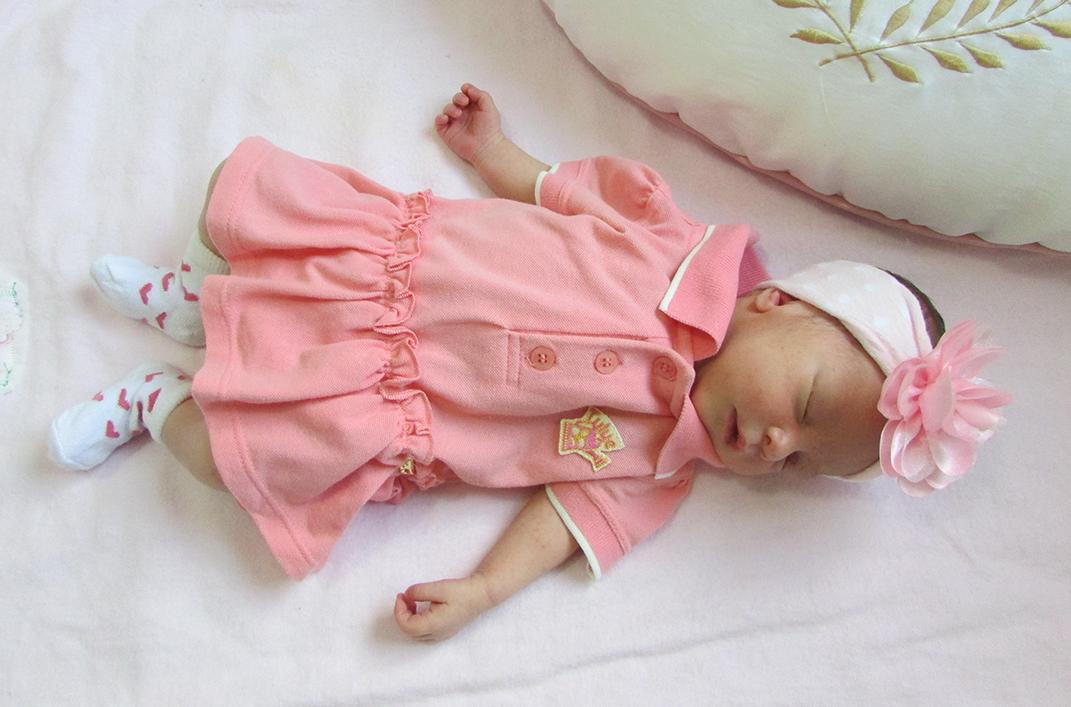 Meu Relato de Parto Natural - Nascimento da Princesinha Verônica