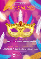 Bollullos de la Mitación - Carnaval 2020