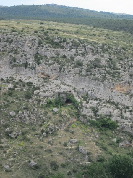 Spanish cave offers earliest evidence of fire-making in Europe