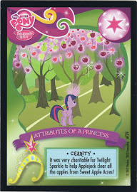 My Little Pony Charity Series 2 Trading Card