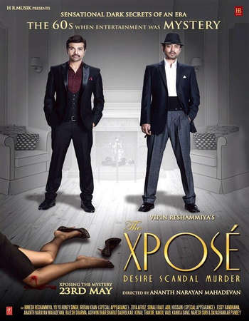 The Xpose 2014 Full Hindi Movie DVDRip Free Download