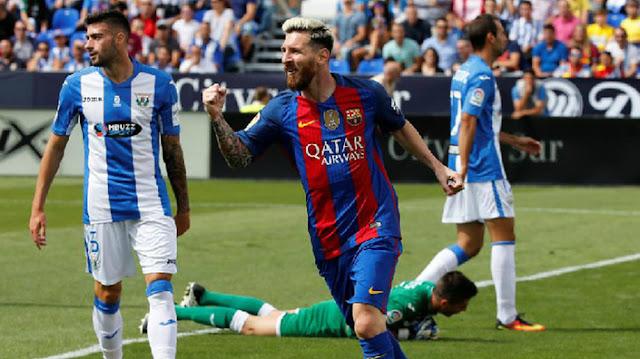 Prediksi Bola Leganes vs Barcelona Liga Spanyol