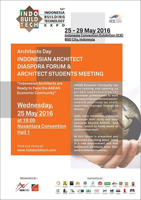 event arsitektur nasional terbaru