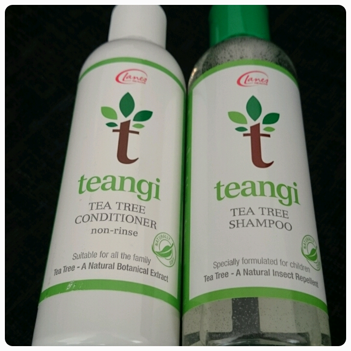 teangi shamppo and conditioner
