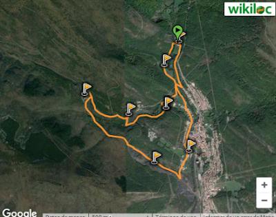Ruta de senderismo Barruelo Minero