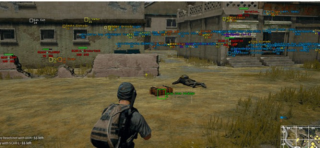 Hack battleground 2018, Hack cheat PUBG