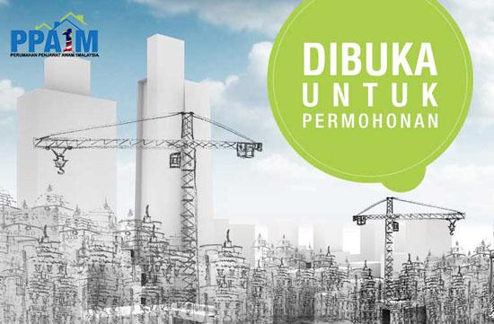 Permohonan Perumahan Penjawat Awam 1Malaysia (PPA1M)