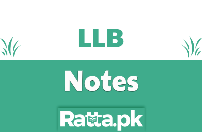 Legislative Procedure of Parliament of Pakistan - Constitutional law notes LLB