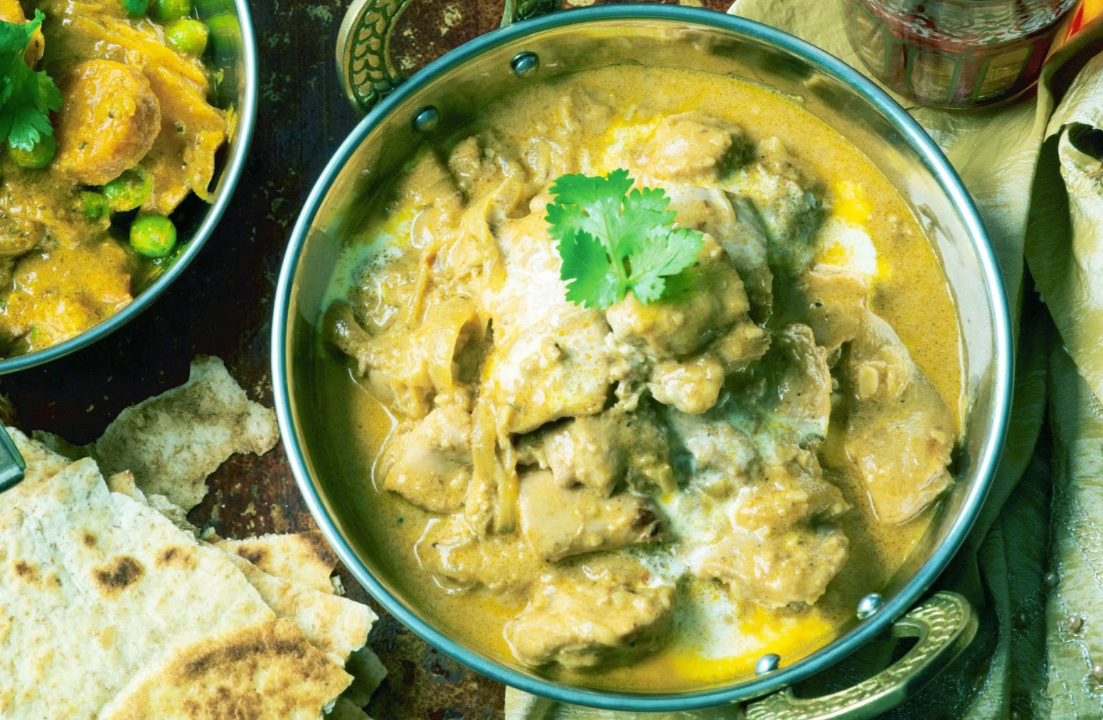 Slimming World Super Easy Syn Free Chicken Korma Curry