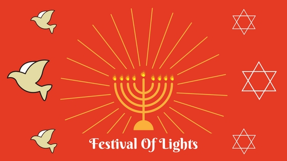 why is hanukkah called festival of lights