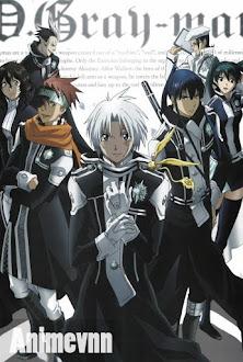 D.Gray-man -  2006 Poster
