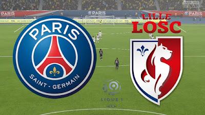 مشاهدة مباراة باريس سان جيرمان وليل بث مباشر اليوم