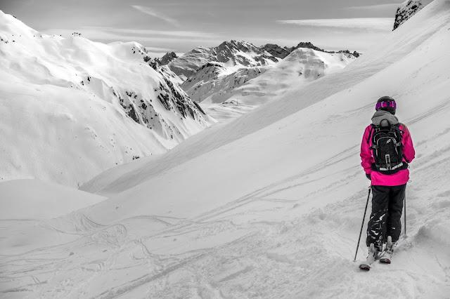 Tipps zum Skilauf in St. Anton am Arlberg