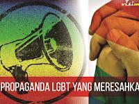 Propaganda LGBT yang Meresahkan