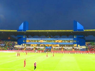 Stade de Franceville.