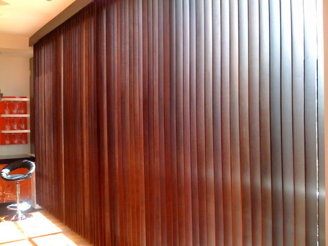 Wooden Curtains 6