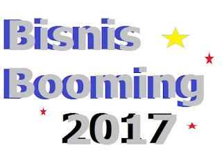 Bisnis, Bisnis 2017, Bisnis Booming 2017
