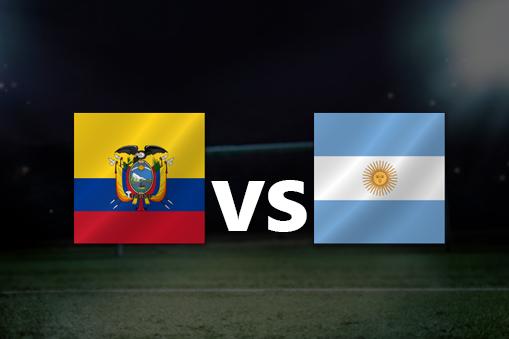 مباراة الارجنتين و الاكوادور 13-10-2019