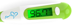 Digital Thermometer by FamFave
