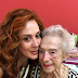 Claudia Raia lamenta morte da mãe aos 95 anos.