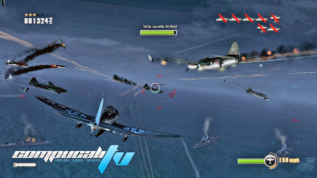 Dogfight 1942 Limited Edition PC Full Español