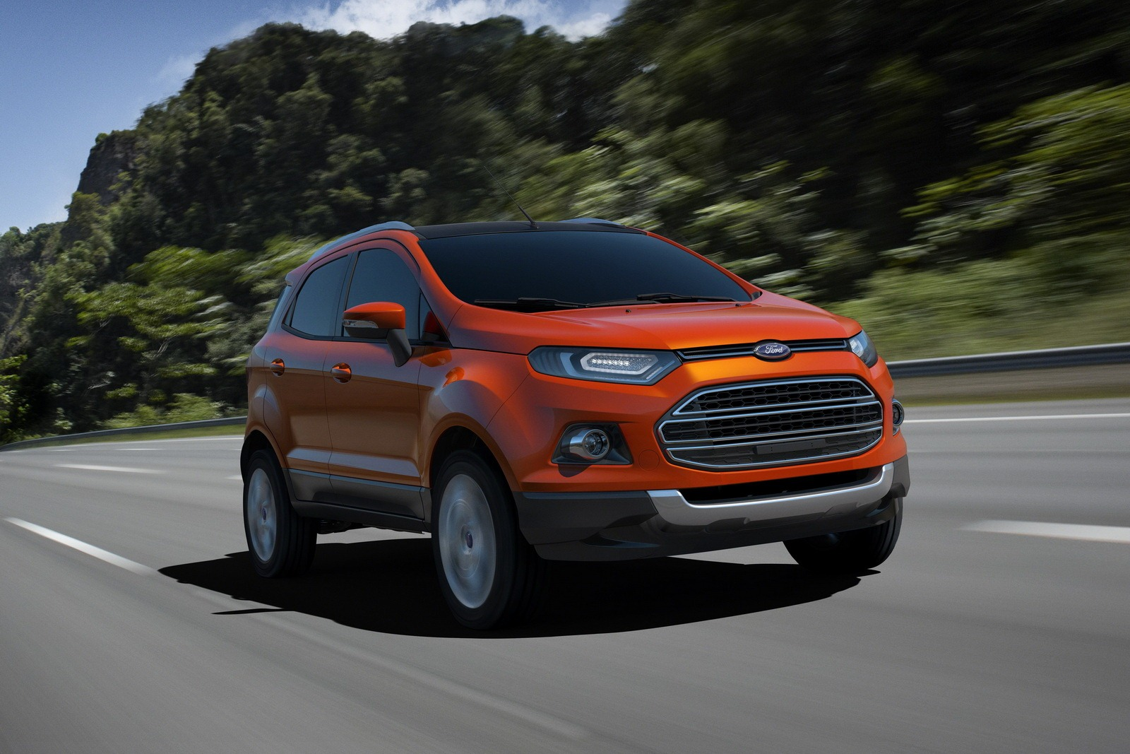 Price Of Ford Ecosport. Price Of Ford Ecosport Images. Ford Ecosport Quick  Reference Guide ...