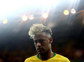 Neymar gagal menemukan gol kemenangan