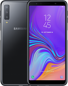 Samsung Galaxy A7 2018 vs iPhone 7: Comparativa