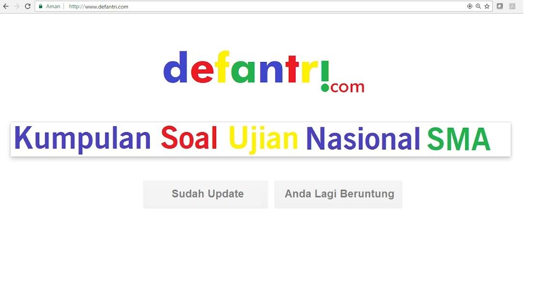 Soal Ujian Nasional Smp Bahasa Indonesia Tahun 2009