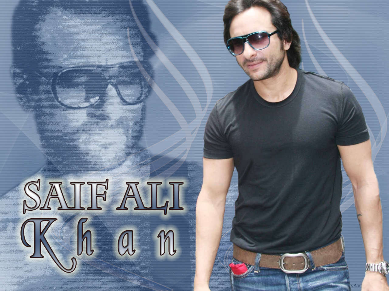 Saif Ali Khan Wallpaper: Free Games Wallpapers: Latest Saif Ali Khan Wallpapers
