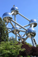 Atomium Brussels Bethany_wanders